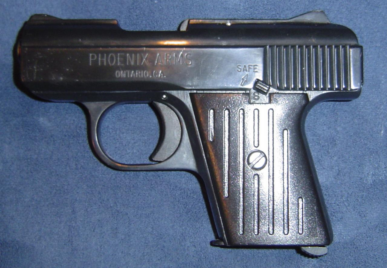 Does any one here carry a 25 acp