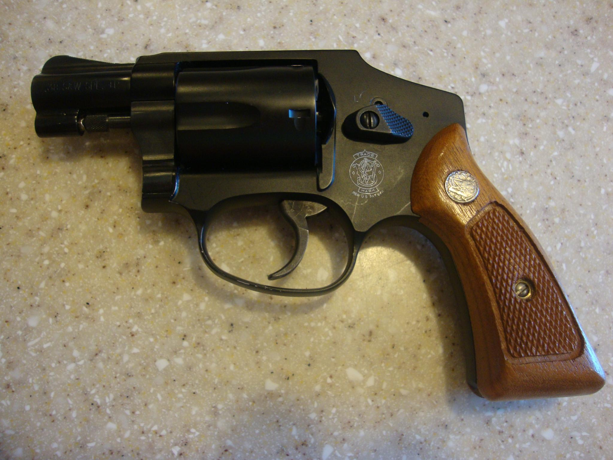 S&W J frame lock problem / Overhaul-dsc01452.jpg