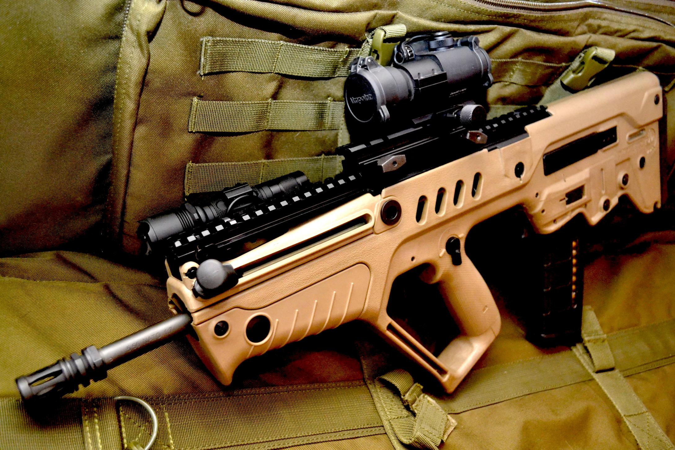 Who needs an AR 15 when you have a TAVOR! - Page 3