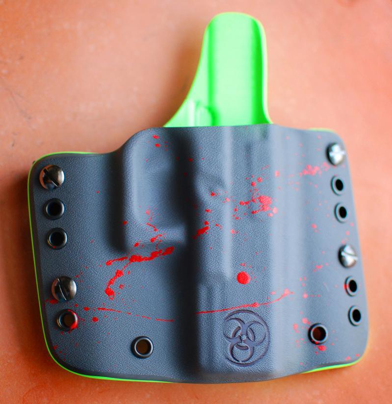 Ok, it's a little silly, but..... Zombie holster!-dsc_0292.jpg