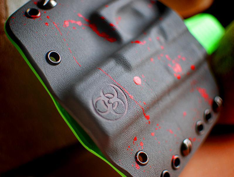 Ok, it's a little silly, but..... Zombie holster!-dsc_0300.jpg