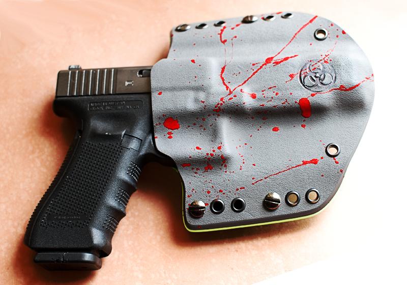 Ok, it's a little silly, but..... Zombie holster!-dsc_0301.jpg