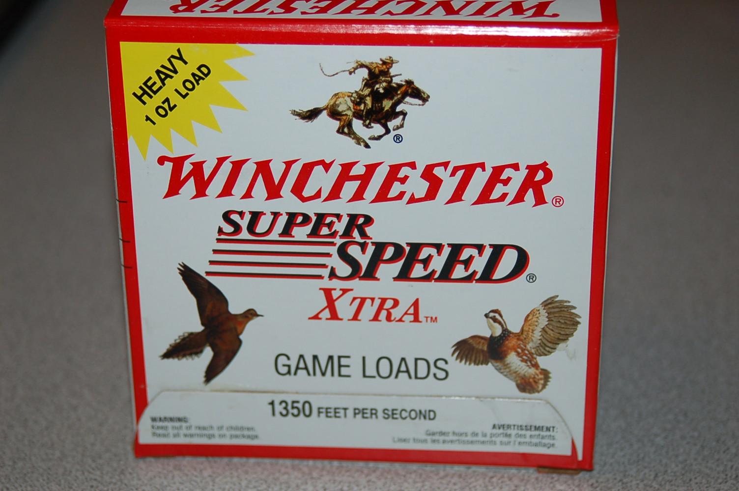 WTS: Winchester Super Speed Xtra 12 gauge Game loads: [TX]-dsc_2582.jpg