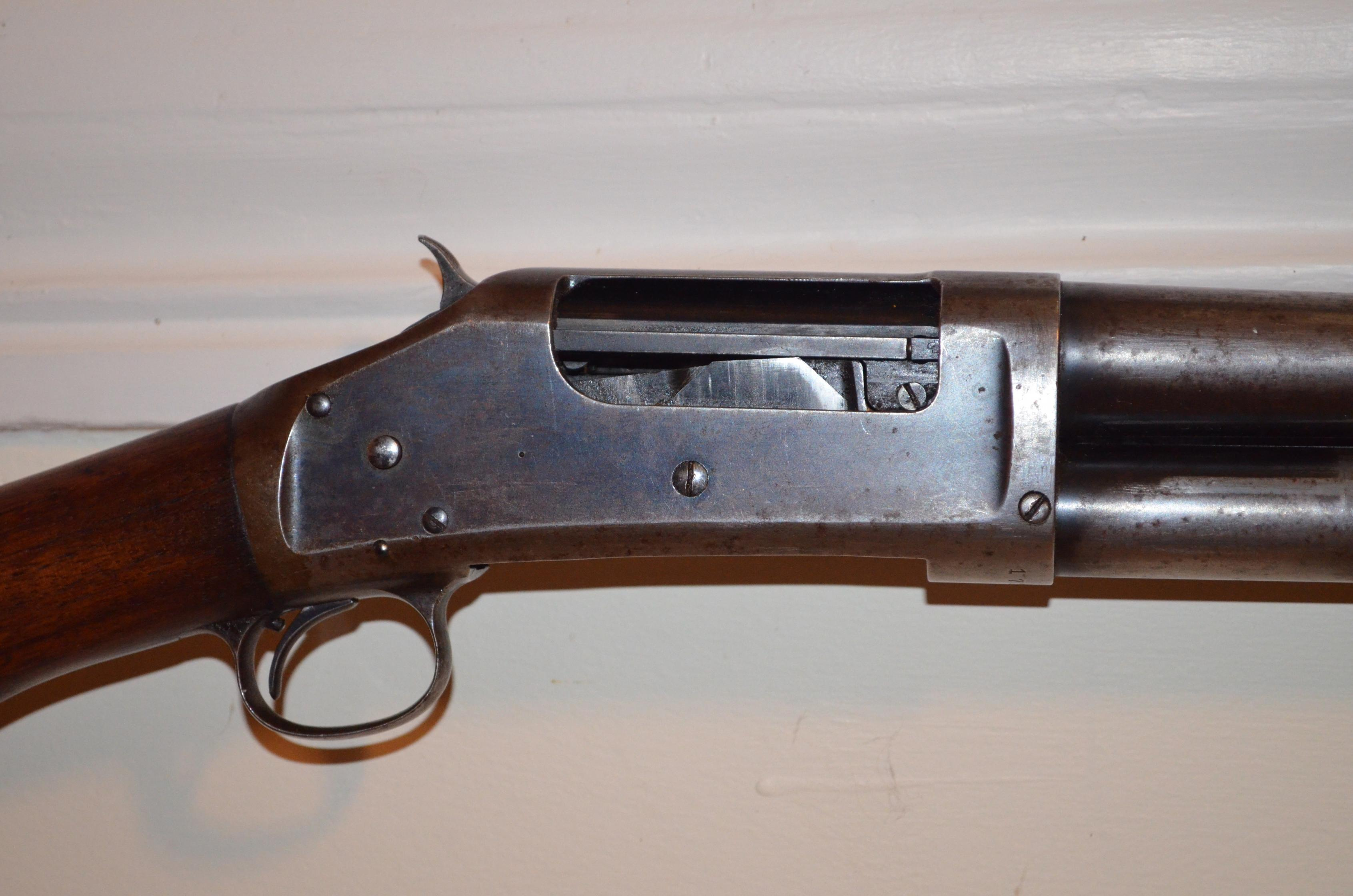 Winchester 1897 Mag Tube Support Clamp-dsc_5744.jpg