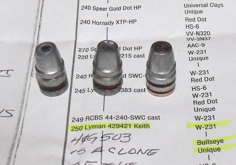 44 Magnum Clear Ballistics Gel test - Page 3