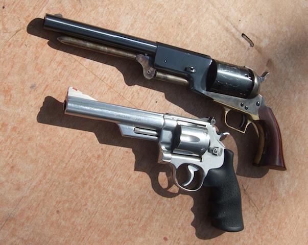 Cap and Ball Revolver Defense - Page 2
