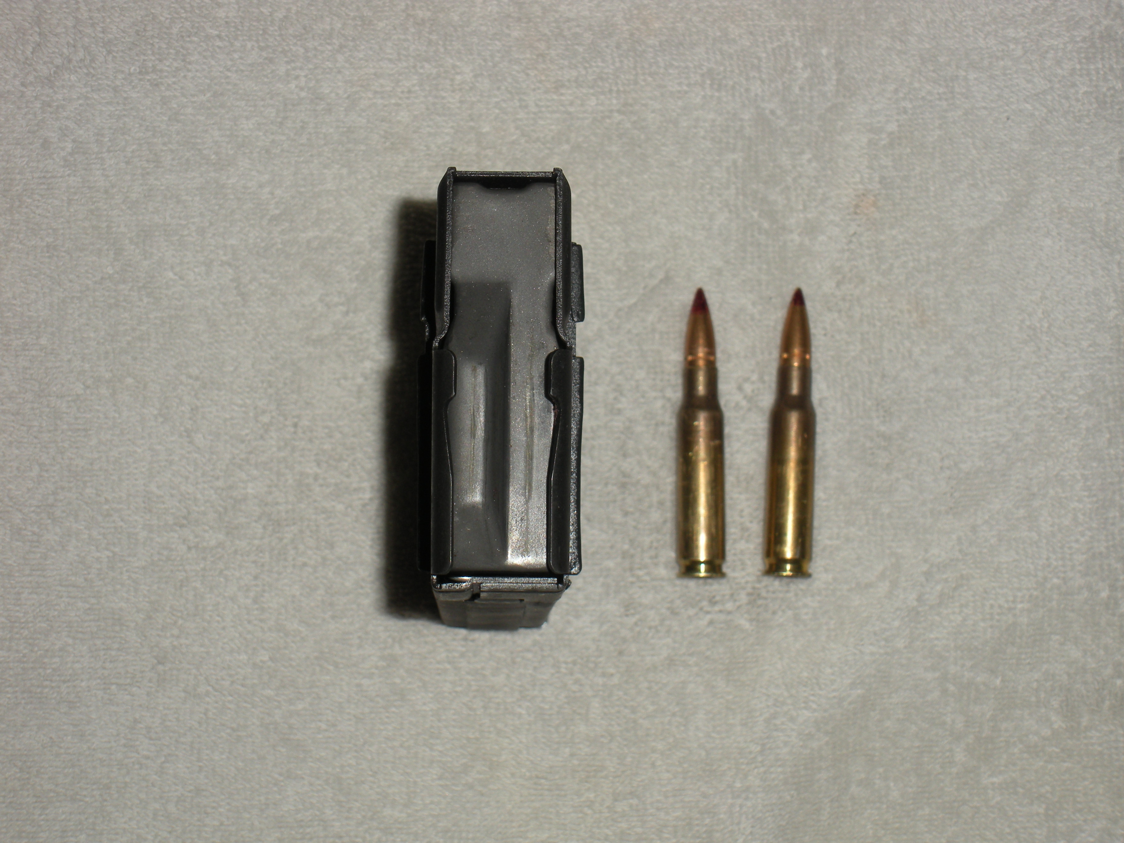 need help with winchester model 100 high cap mags