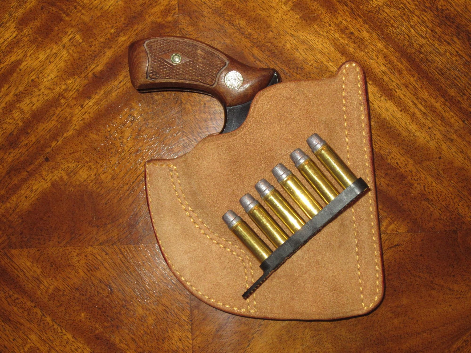 What's your favorite J-frame pocket holster?