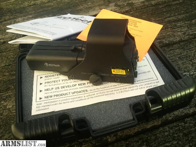 USED Eotech A512 Optic Tactical HOLOgraphic Weapon Sight-eotech2.jpg