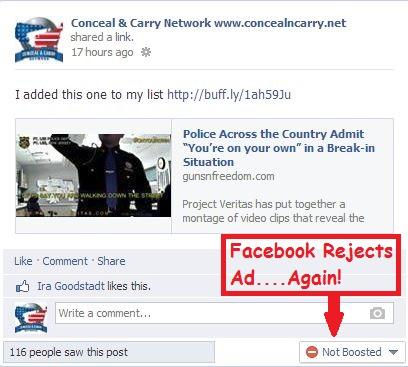 Facebook hostile to anything pro-safety, pro-2nd Amendment or, Pro-gun-facebook-ad-not-taken-2.jpg