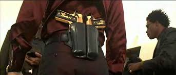Who made this holster?