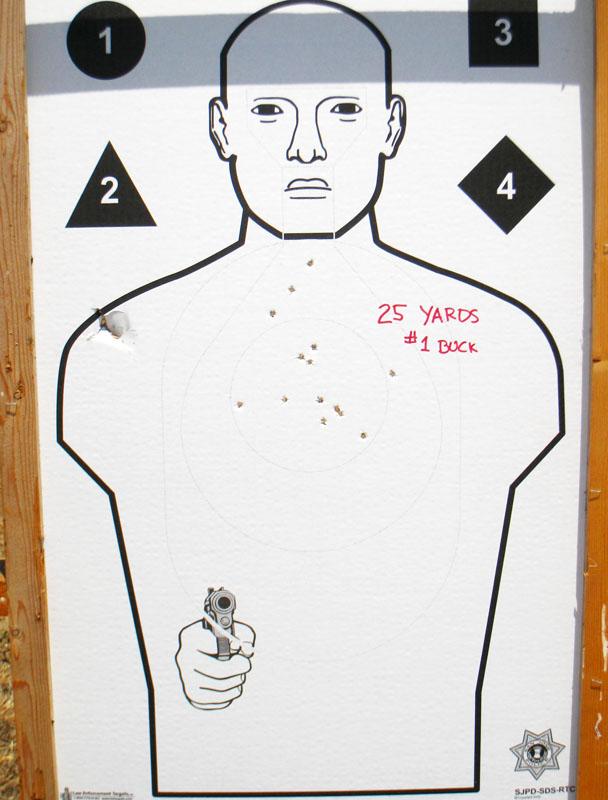 12 gauge vs .40 cal vs 5.56 for home defense-fed_1_buck_25yds.jpg