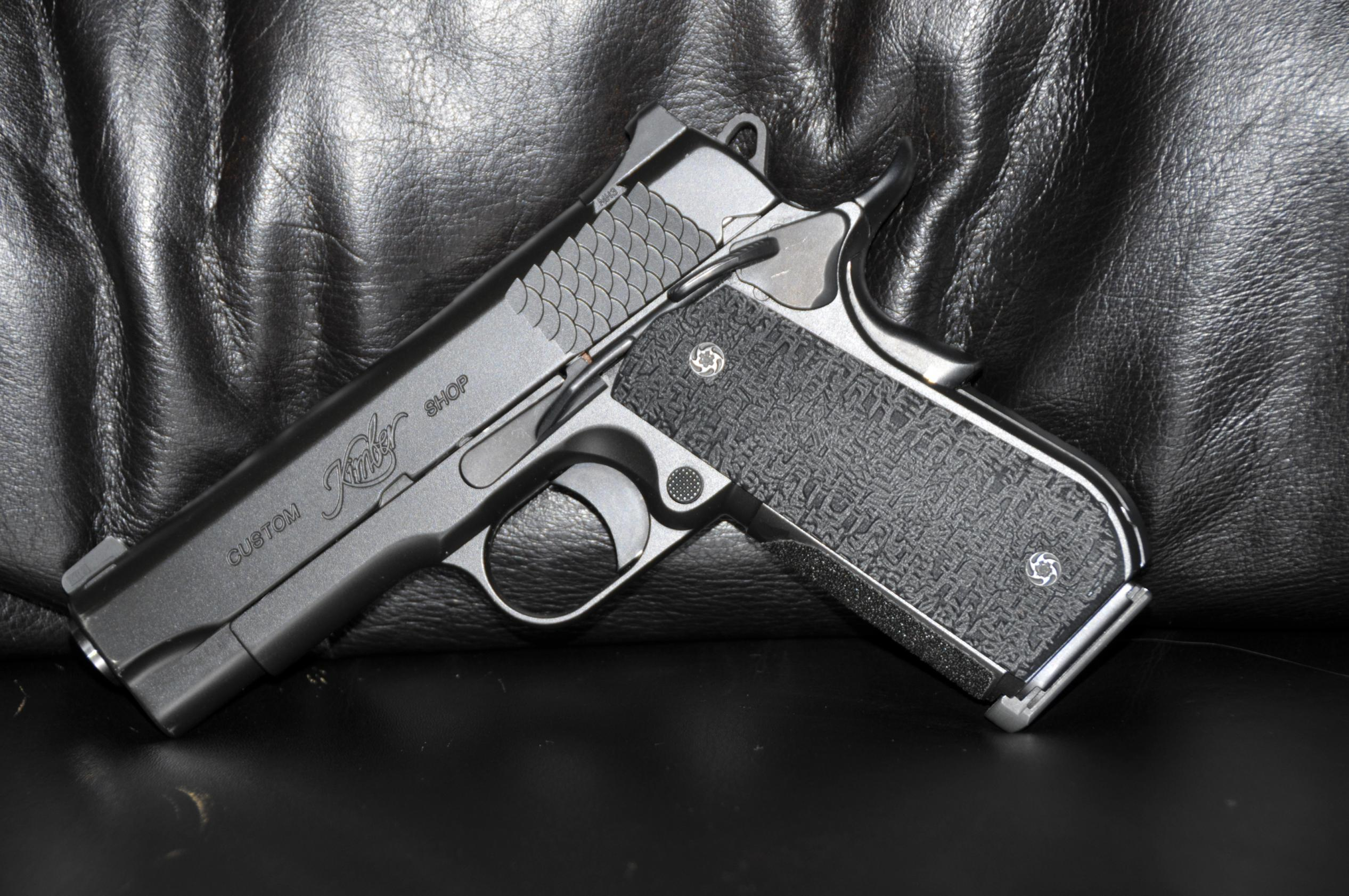 The Kimber Super Carry Pro HD: review, pics and points...Significant UPDATE in OP-firearms-20120206-119-3.jpg