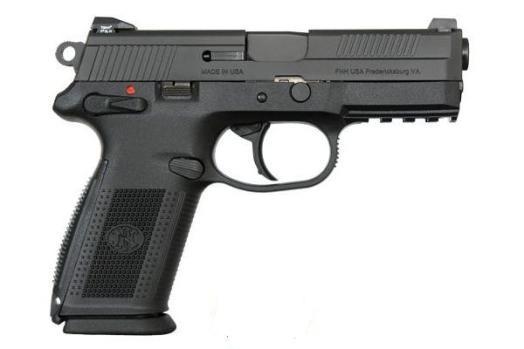 For Sale: Daily Deal - FNX 40 Black 14 Round Magazine Pistol-fnx40.jpg