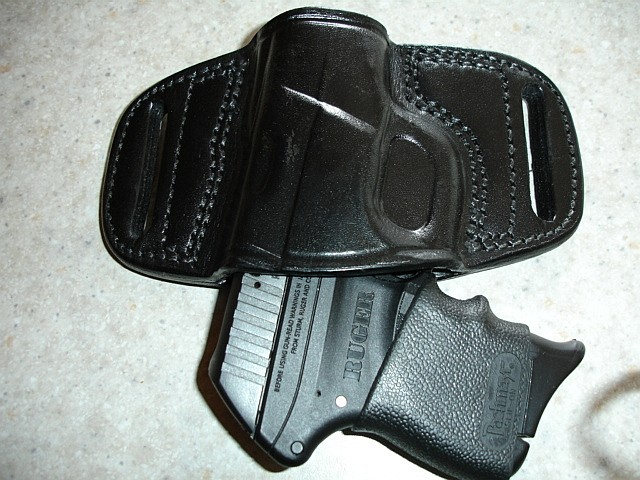 Tagua Gunleather Quick Draw Belt Holster - 5*s