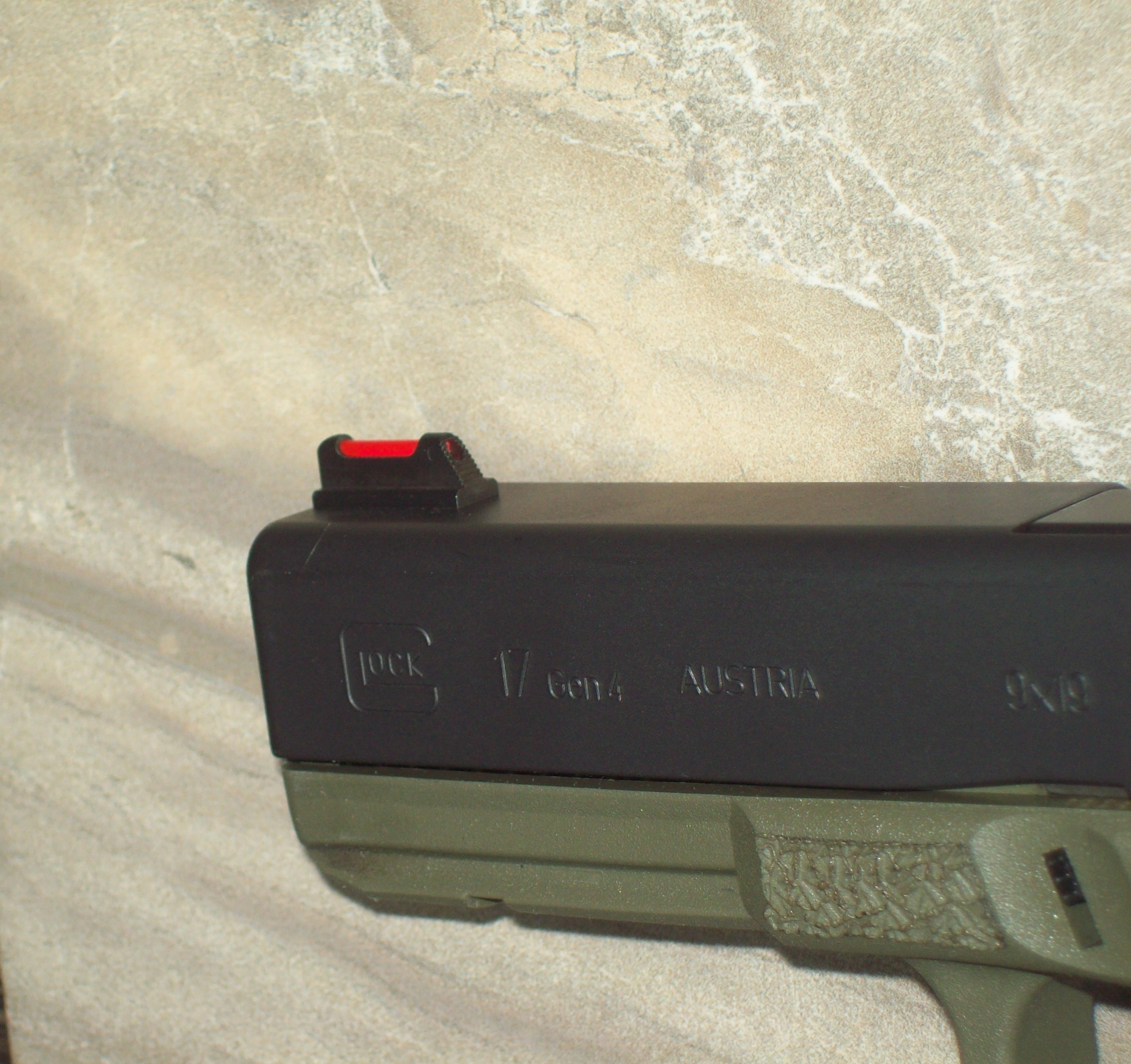 Why Glock Frame Mods? - Page 9