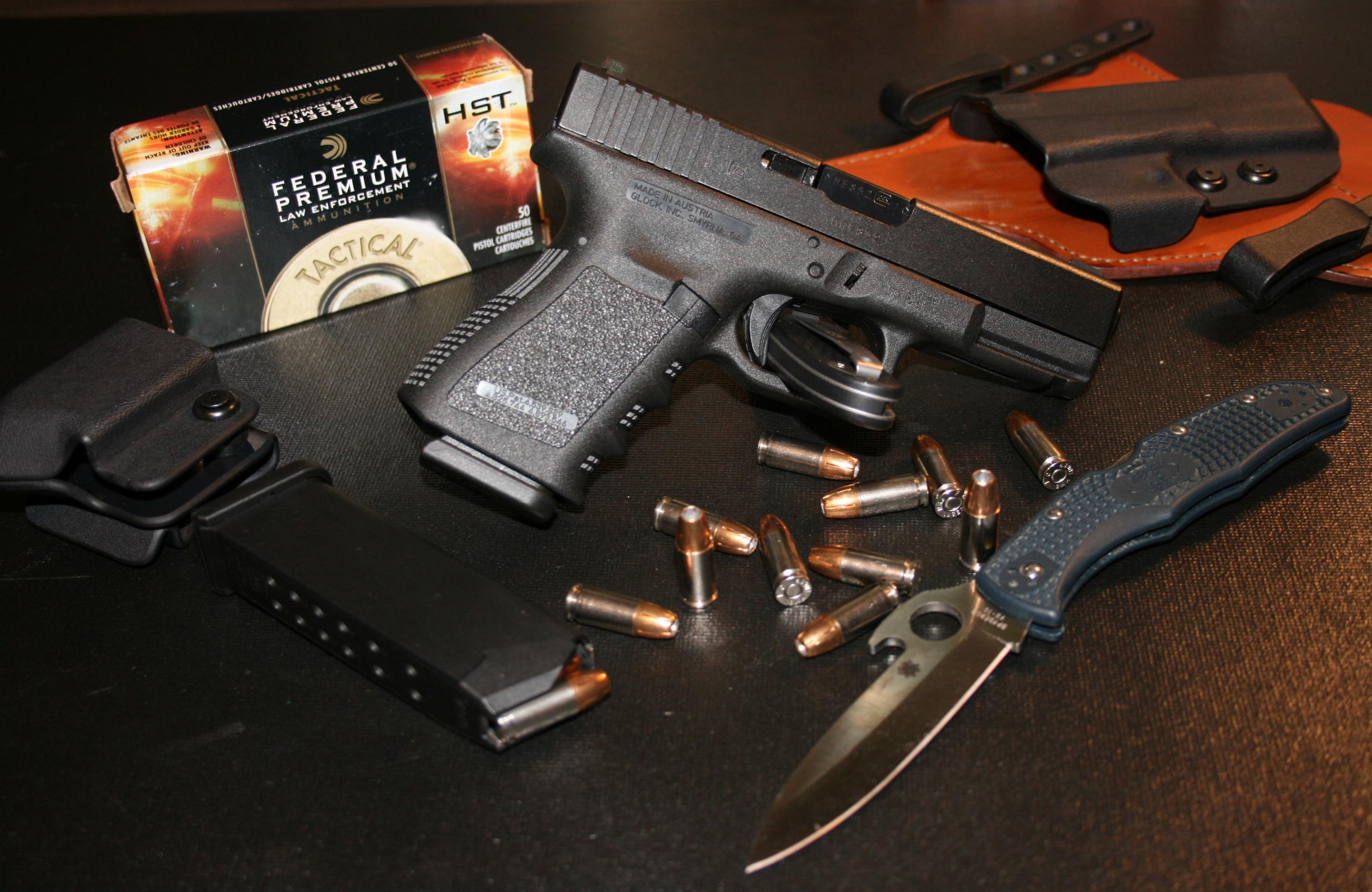 Coming Full Circle - Back To Carrying a Glock-g19.jpg