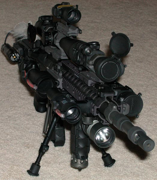 Just picked up my first AR15, what to do now?-geared_out_ar15.jpg