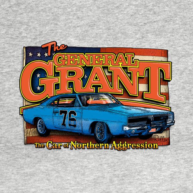 Memorial Day: Gen Grant miniseries on History Channel-generalgrantcarofnorthernaggression.jpg