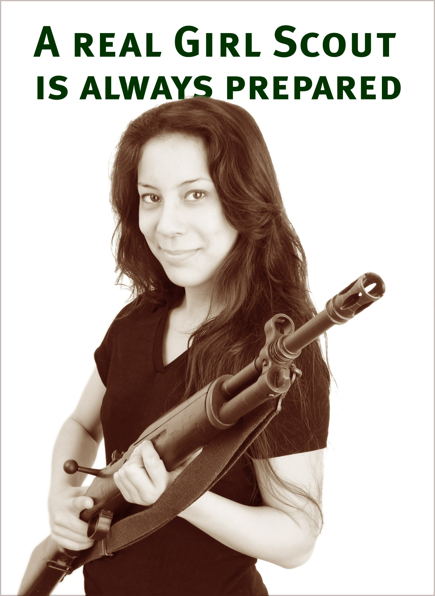 I collect Pro Second Amendment posters, so....-girlscout.jpg