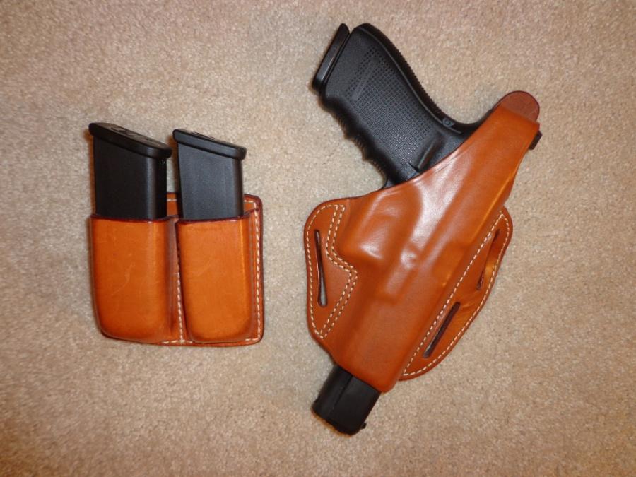 Questions about Glock 20 Gen 3