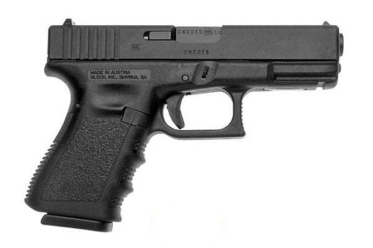 For Sale: Daily Deal - Glock Model 23 Gen3 compact 40 caliber pistol-glock23gen3-40cal.jpg