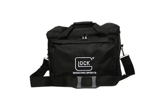 For Sale: Daily Deal - Glock Range Bag for 4 Pistols-glockrangebag-4pistols.jpg