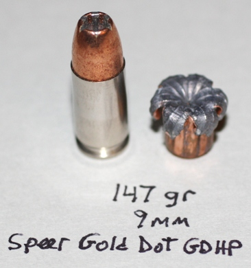 Test of Gold Dot, Federal HSTs, and Fiocchi EMB Ammo-golddot_topoblq_oct12.jpg