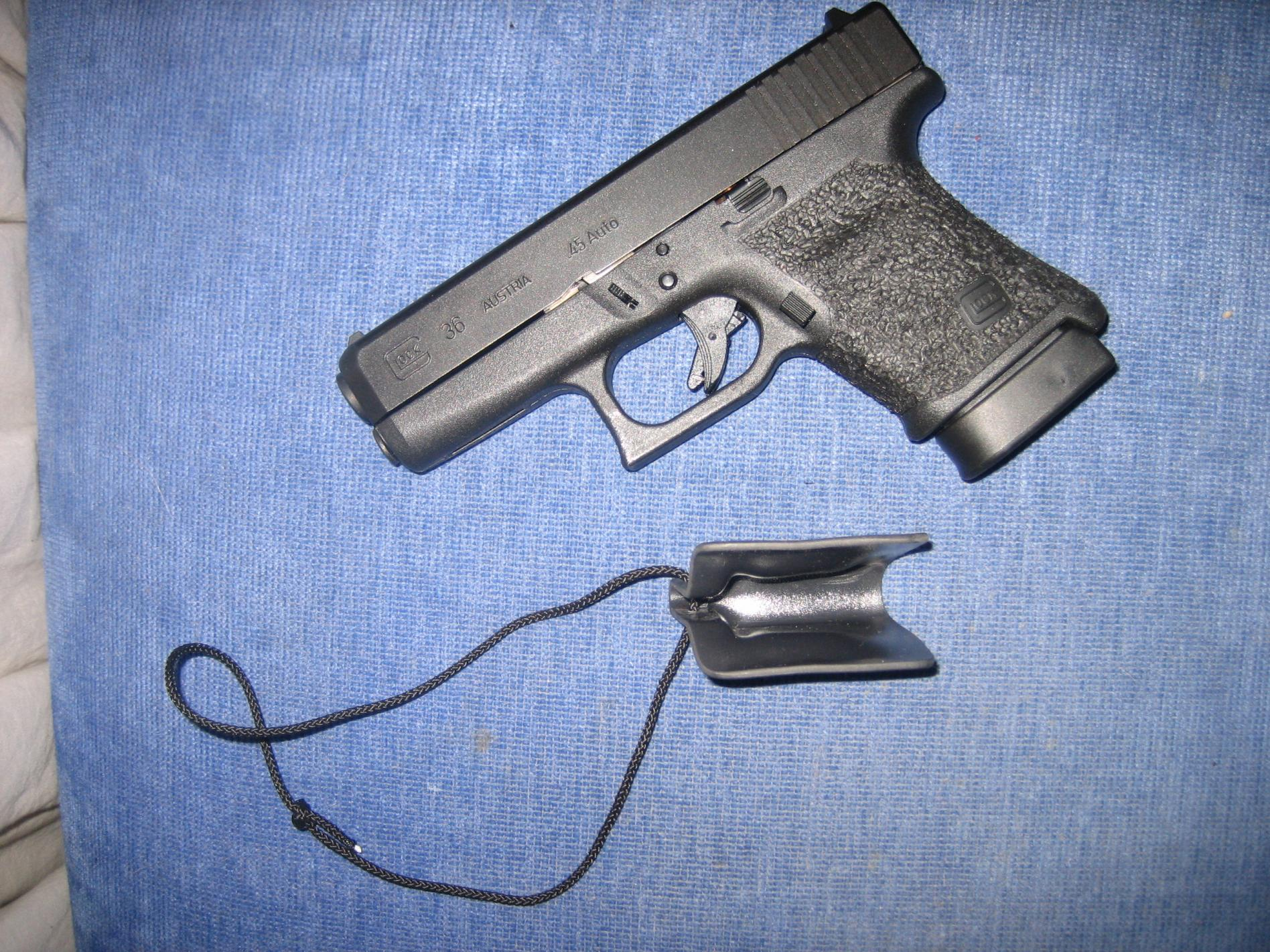 Got to shoot a Glock 30 today.-grip-reduction-010.jpg