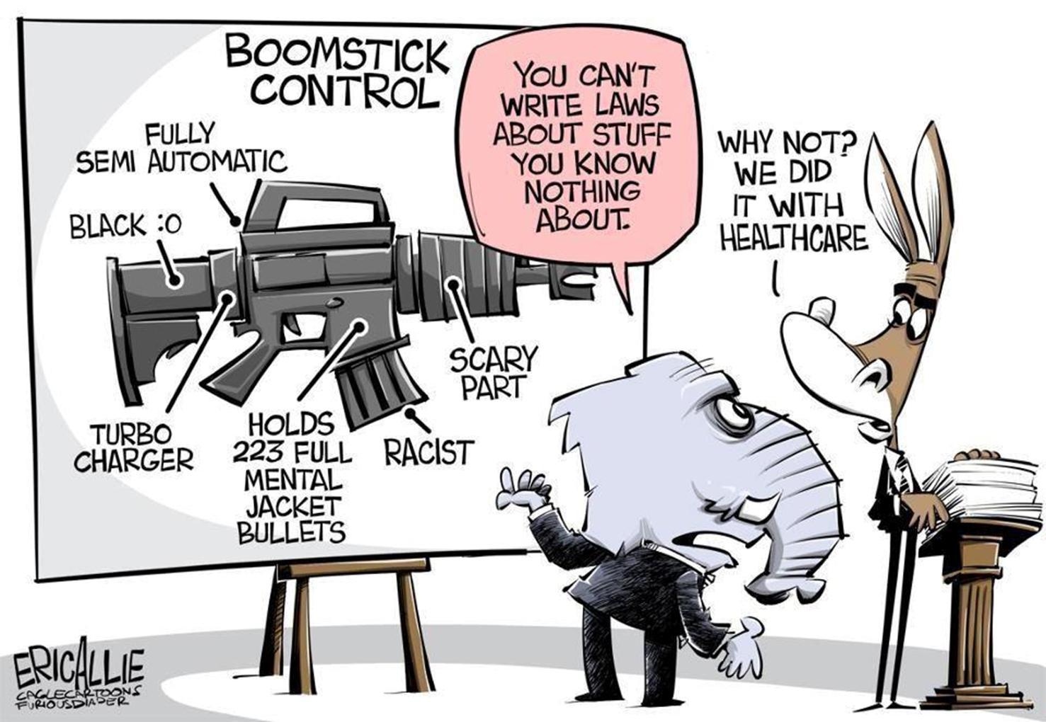 FUN:  Favorite cartoon images about gun control-gun-control-cartoon.jpg