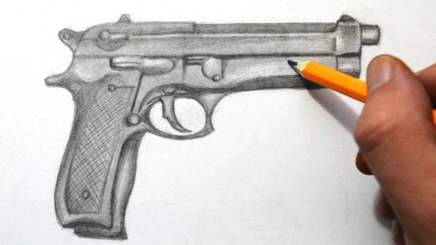 Have You Ever Had To Draw Your Firearm In Self Defense? - Have You Had To Fire It?-gun-drawing.jpg