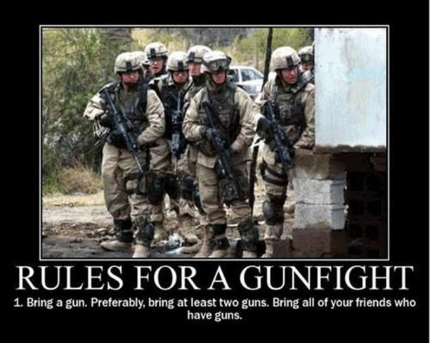 I Carry A Gun Because A Cop Is Too Heavy-gunfight.jpg