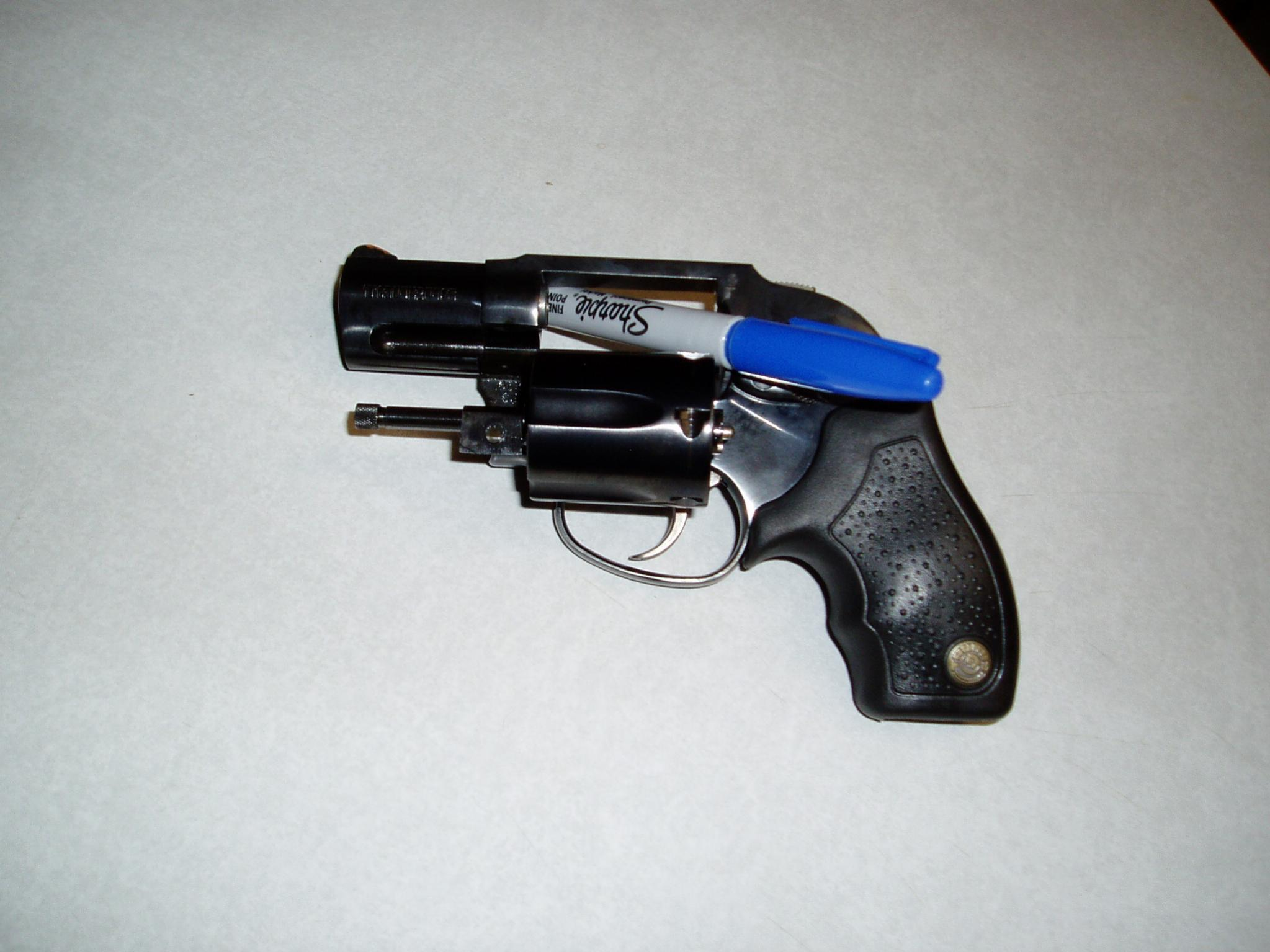 Wife Wants To Get A Hammerless Revolver For CC     Which