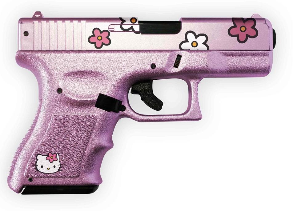 Teletype warning about gun grabbers-hello-kitty-pink-gun.jpg