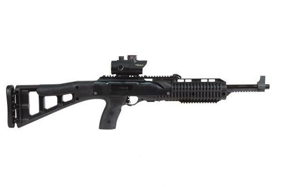 For Sale: Hi Point Carbine TS with Red Dot Sight-hi-pointcarbinetsw-reddot-45acp.jpg