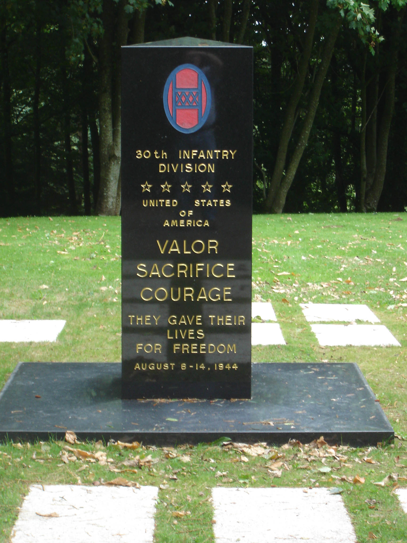 Visit to American Cemetery Normandy France-hill-314-mortain-web-copy.jpg