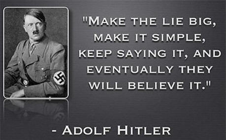 Eric Holder: Obama Decides Who's 'Entitled' to Second Amendment Rights-hitler-lies.jpg