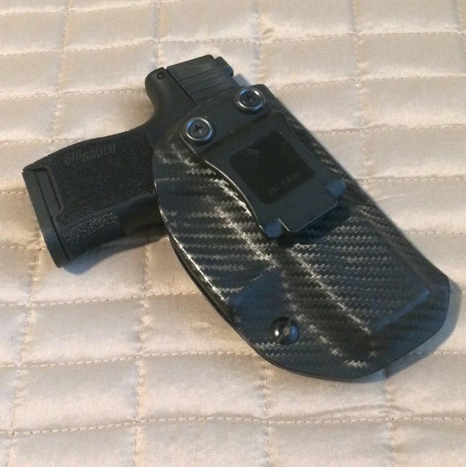IWB holster fits Glock 43, Sig P365-holster-1.jpg
