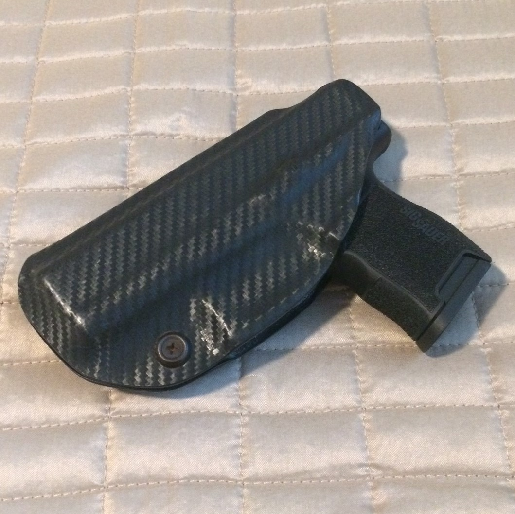 IWB holster fits Glock 43, Sig P365-holster-2.jpg