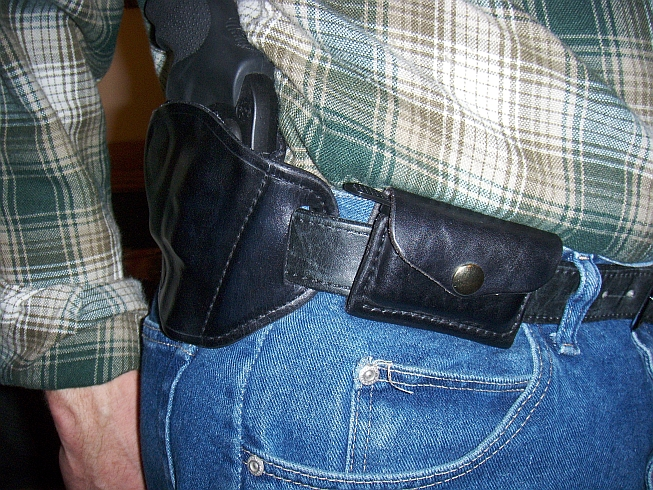 HaysHolsters Review: OWB LCR holster