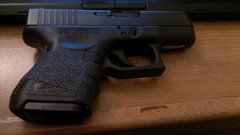 Got the Glock on the range!-imag0002.jpg