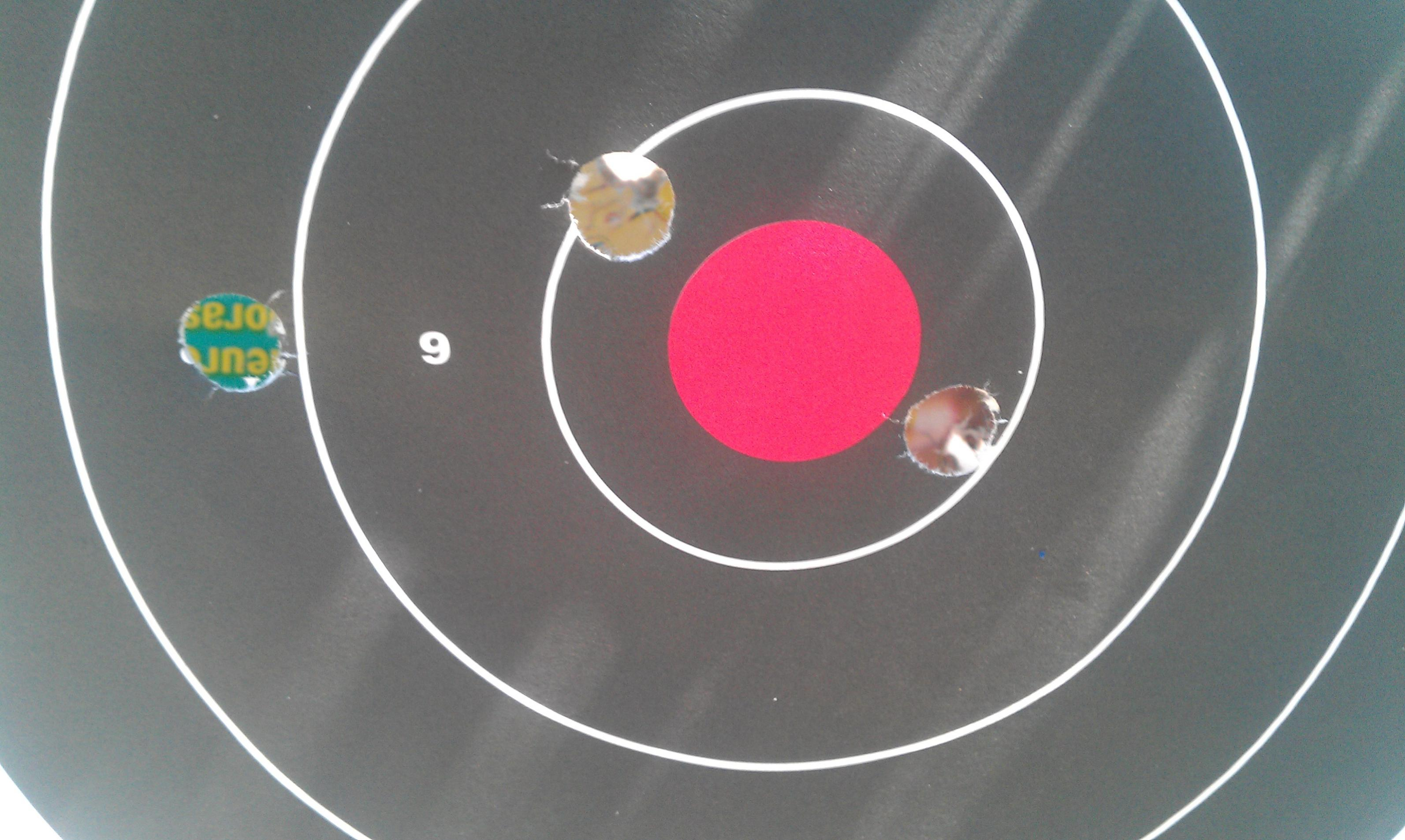 What is the most accurate handgun you have ever fired, fifteen yards and under?-imag0056.jpg