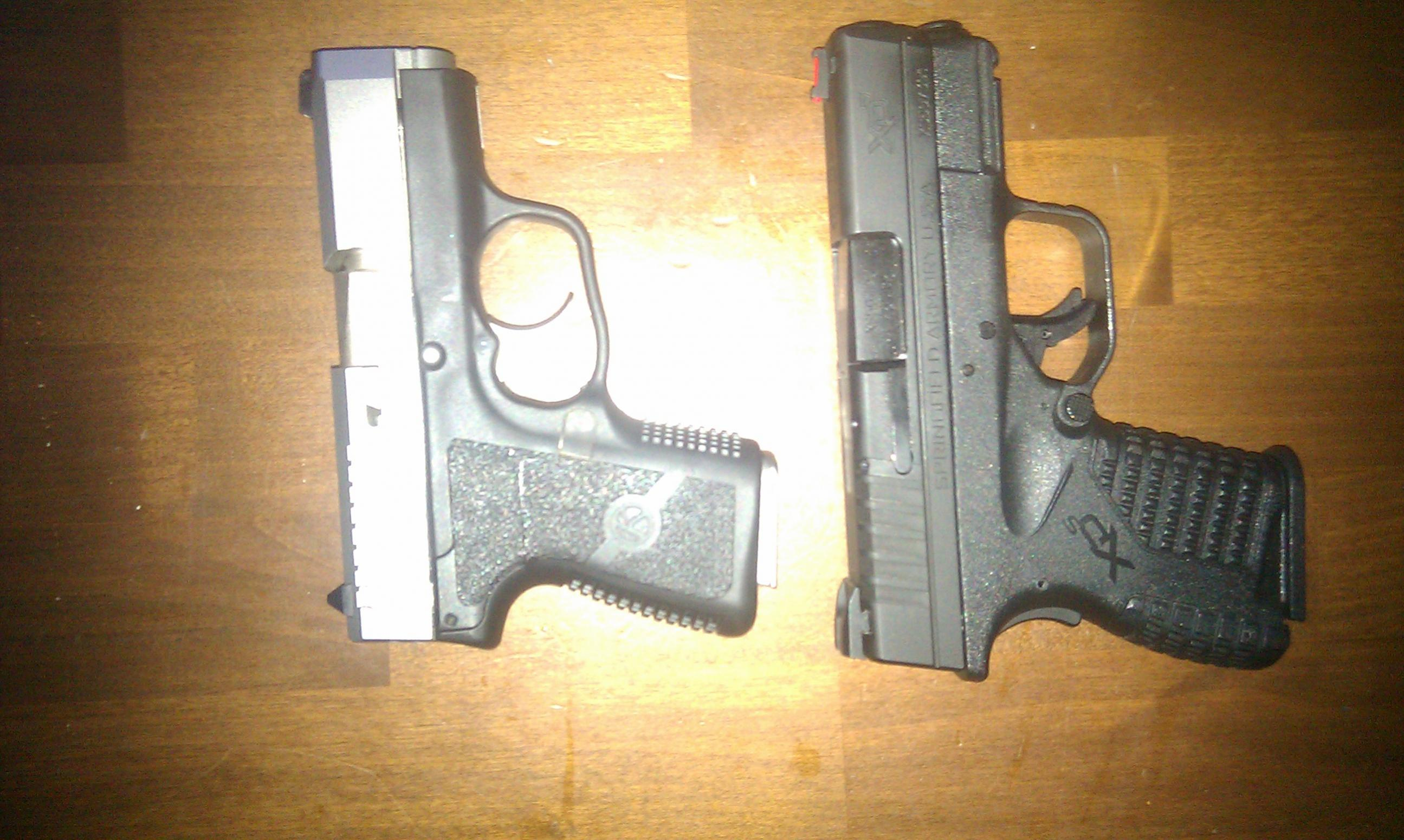 Best Sub-Compact  45 for Concealed Carry - Page 2