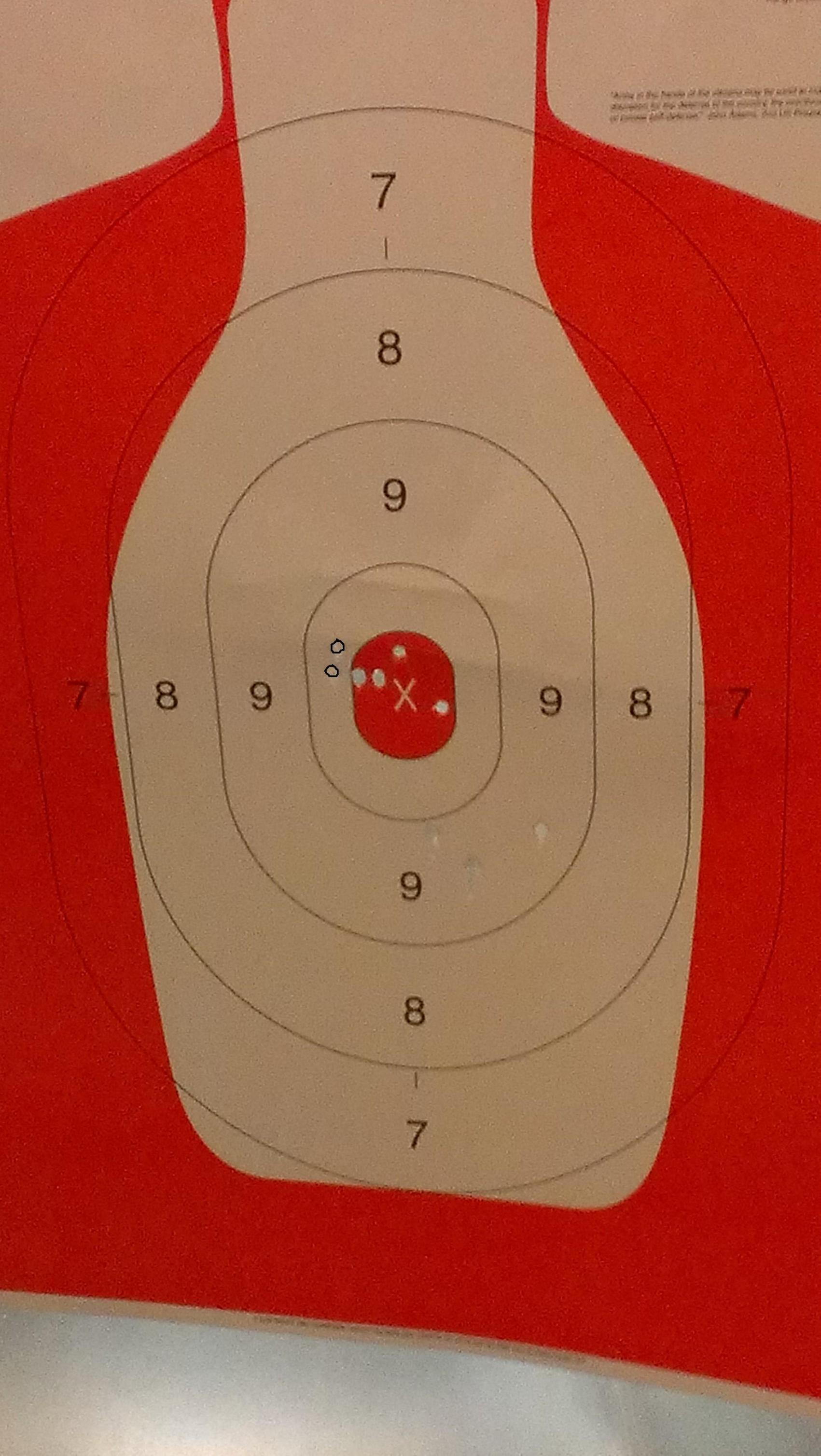 New Kimber Ultra Range Report with Rossi 357 Snub Magnum bonus report (pics too)-imag0098.jpg