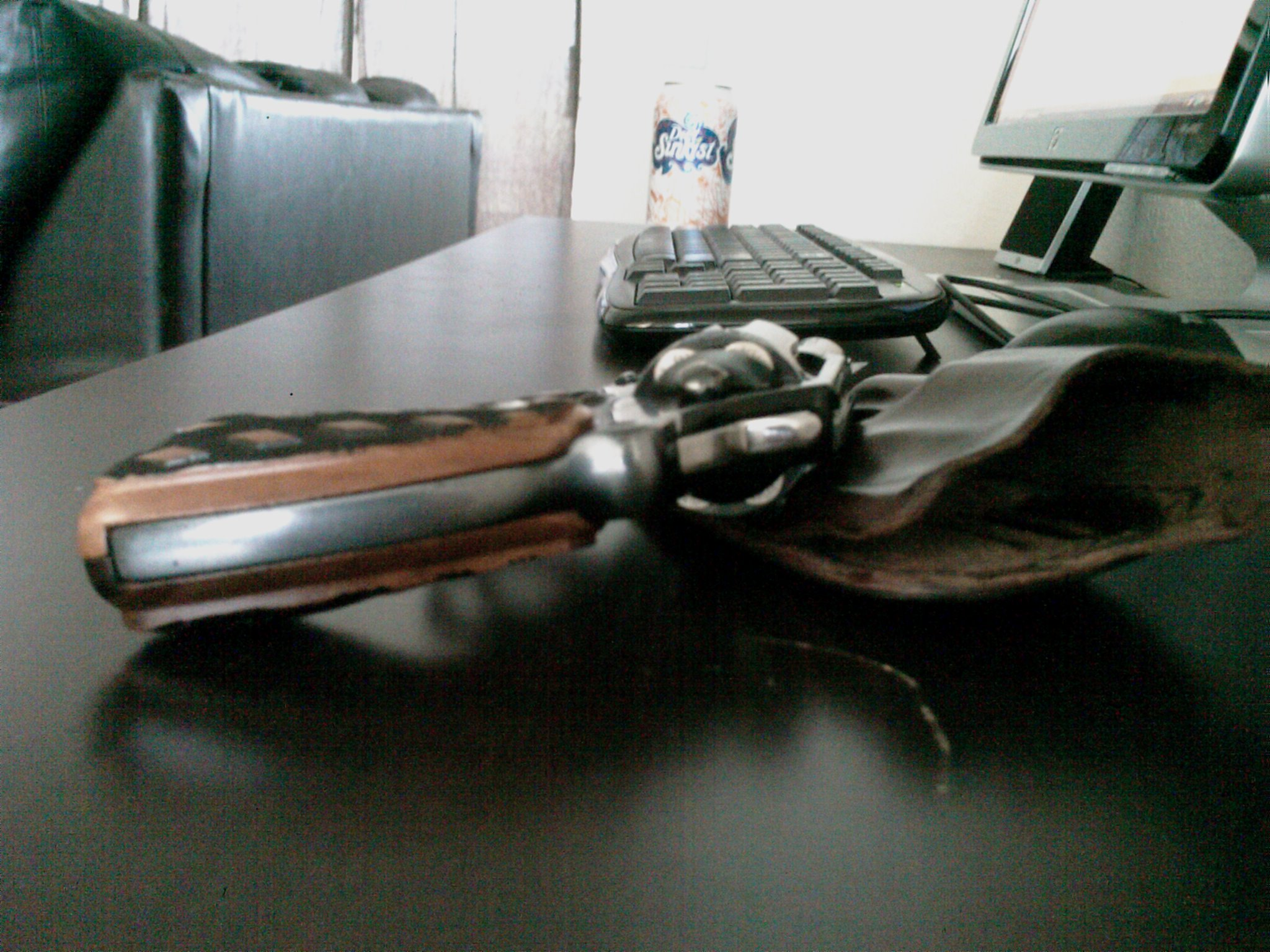 My Colt cobra with it's new tweak-imag0158.jpg