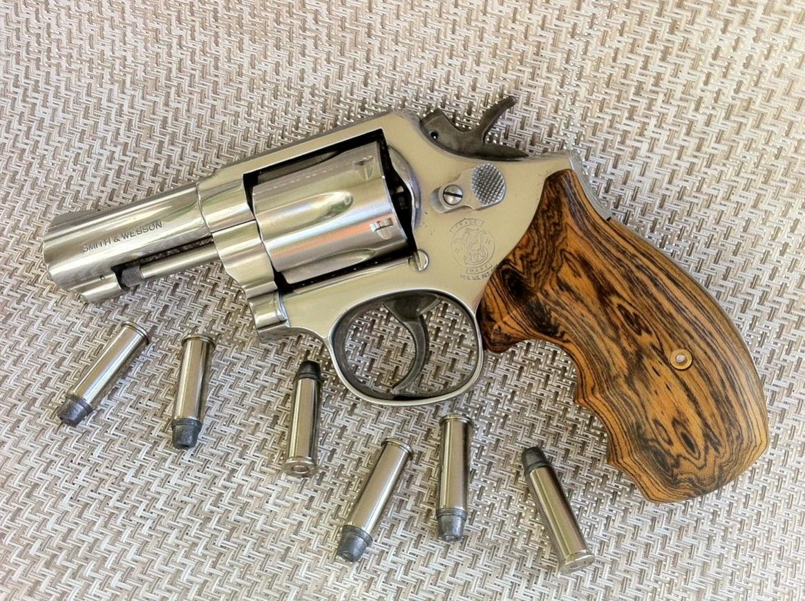 New (to me) vintage Smith and Wesson Model 13 revolver, nickel finish, info?-image-3.jpg