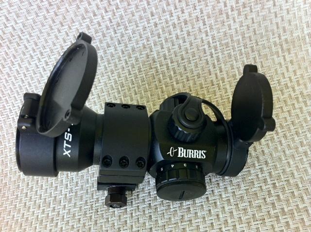 WTS Burris XTS 135 Speed Dot and Burris Mount......-image.jpg