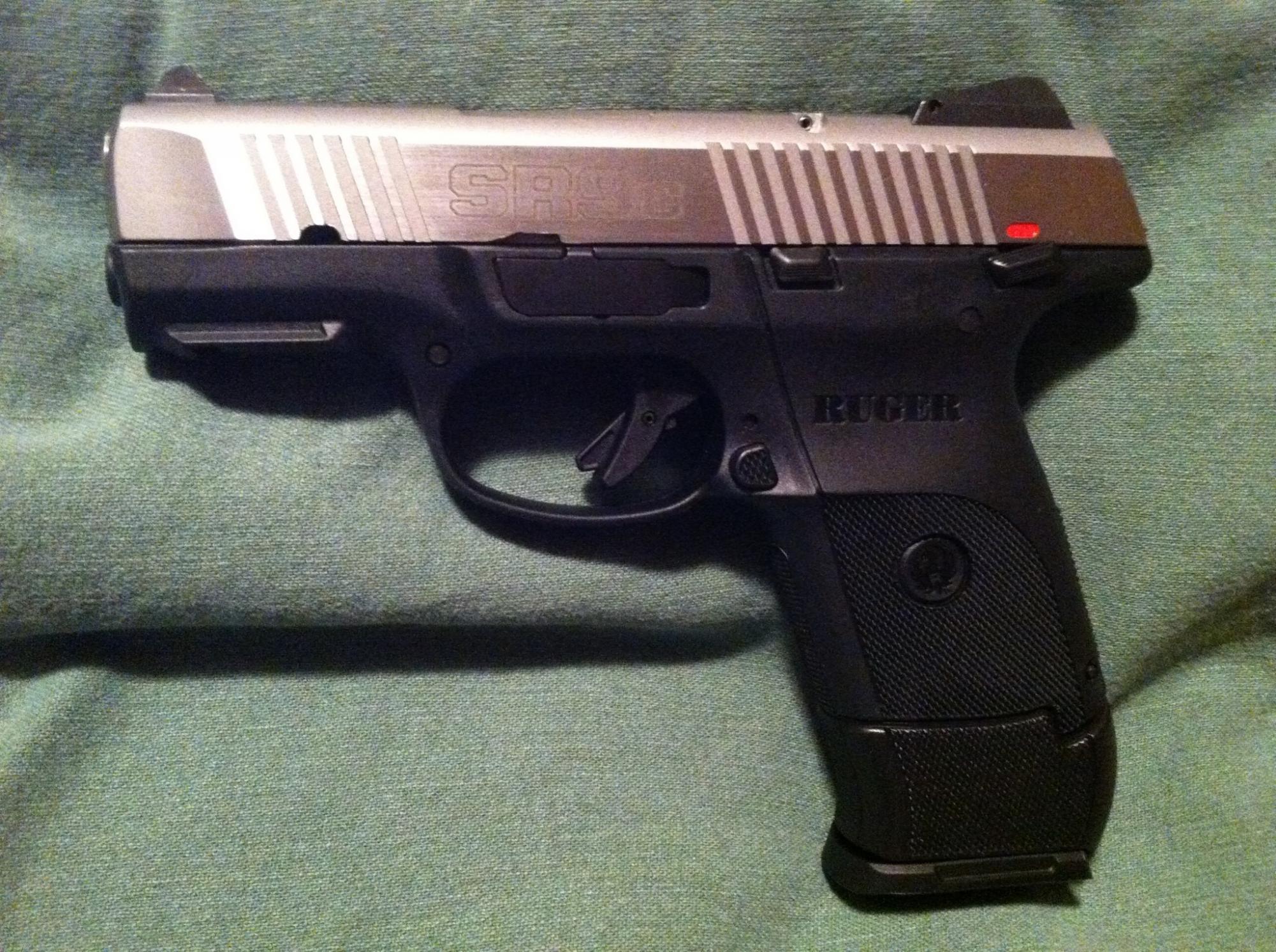 2 Handguns FS: SR9C and Kahr TP 45-image.jpg