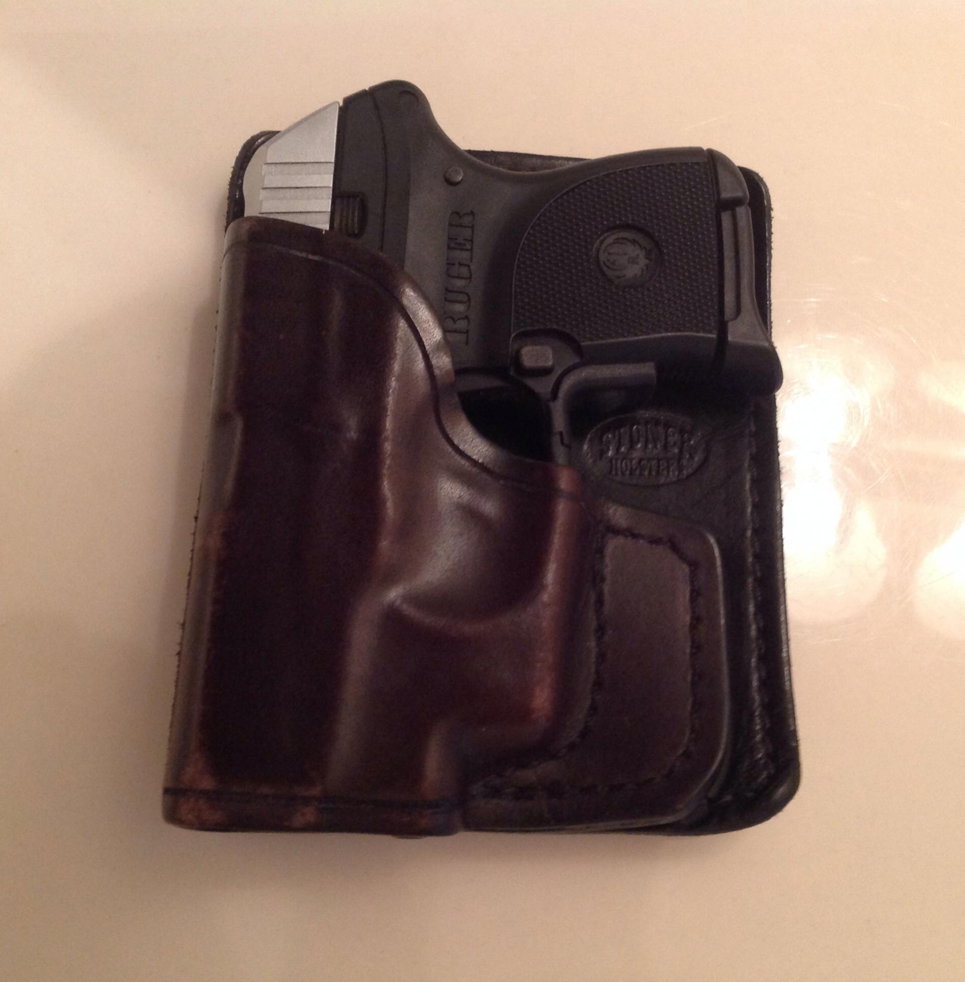 Pocket holster printing too much - Page 3