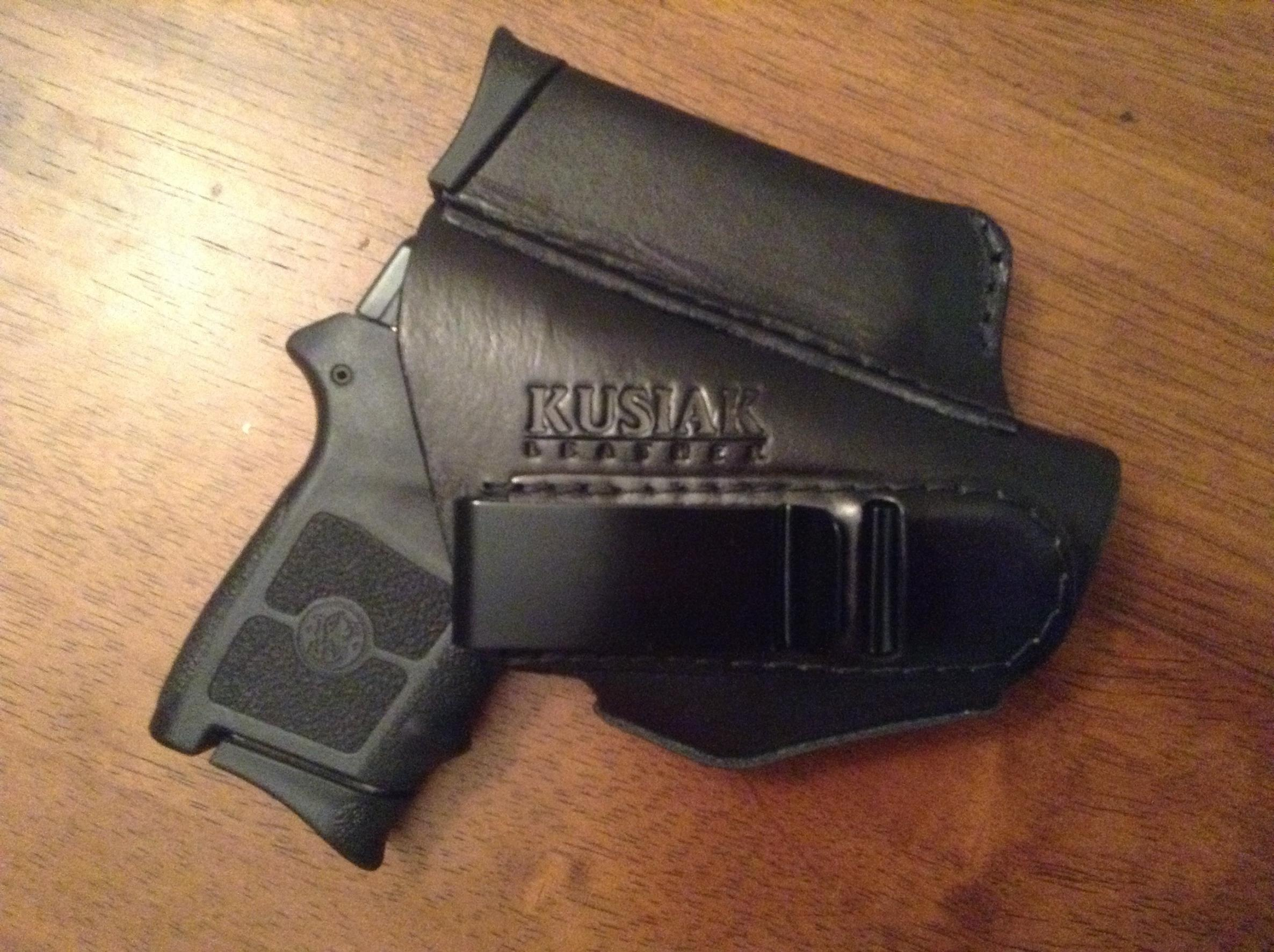 Just showing off the Best IWB holster for the Bodyguard380. (IMO)-image.jpg